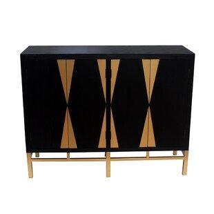 4 Door Storage Accent Cabinet by Teton Home