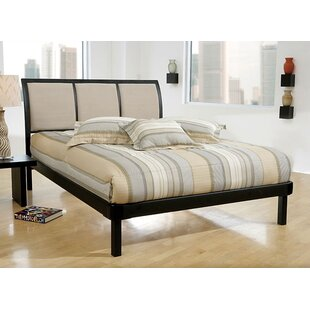 Erickson Upholstered Platform Bed by Hillsdale Furniture
