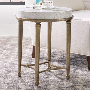Aura End Table by Cynthia ..