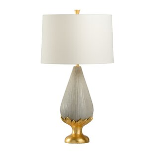 Reviews Carmine 31 Table Lamp By Wildwood