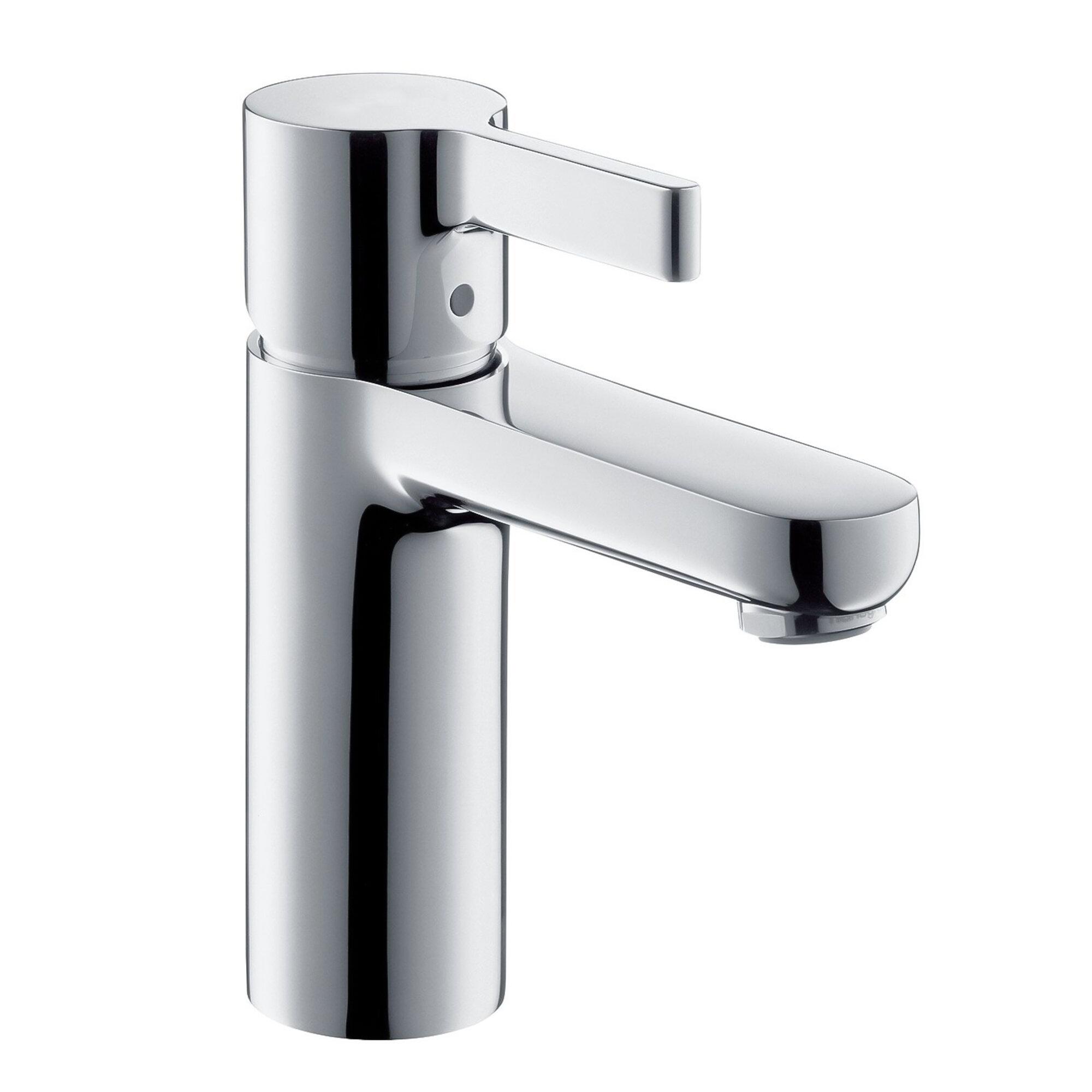 Eviva Metrix Single Hole Bathroom Faucet With Drain Assembly Wayfair