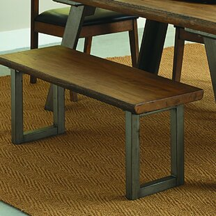 Gandara Wood Bench by Bray..