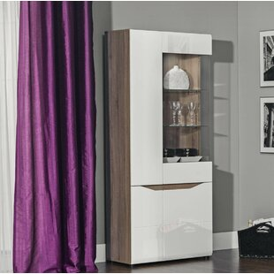 Bezout Standard Display Cabinet By Mercury Row