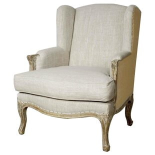 Albarran Wingback Chair by One Allium Way