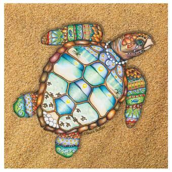 Bayou Breeze Sea Turtle Coaster Wayfair