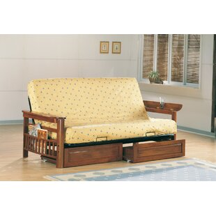 Low priced Futon Frame by Millwood Pines Reviews (2019) & Buyer's Guide