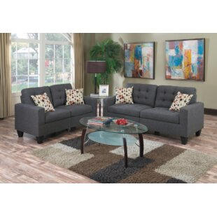 Legler 2 Piece Living Room Set by Ebern Designs