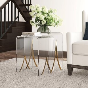 Magnolia 2 Piece Nesting Tables