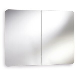 80cm X 60cm Surface Mount Mirror Cabinet
