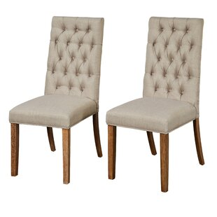 Ophelia & Co. Granville Upholstered Dining Chair (Set of 2)