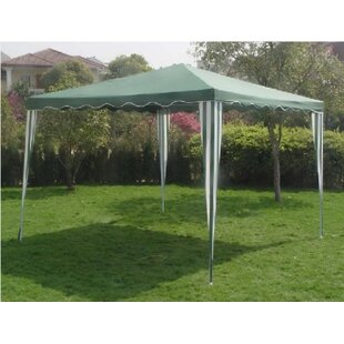Aime 3m X 3m Metal Party Tent By Sol 72 Outdoor