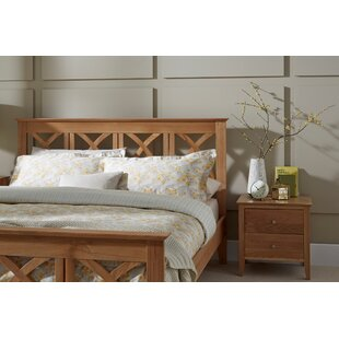 Atlantis Bed Frame By Union Rustic