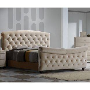 Sweeney Upholstered Sleigh Bed