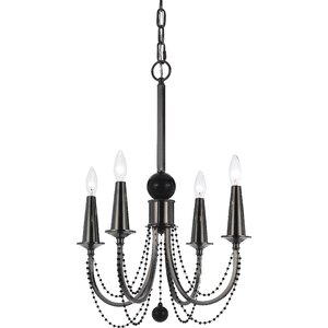 Carnegie  4-Light Candle-Style Chandelier