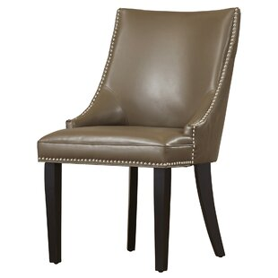 Asuncion Upholstered Dining Chair (Set of 2)