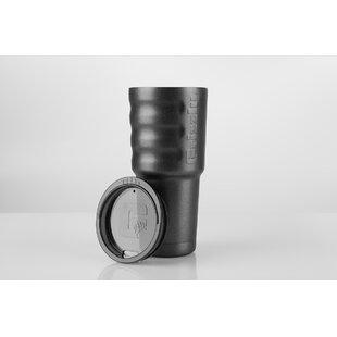 5e9e309a903 Grip 32 oz Stainless Steel Travel Tumbler