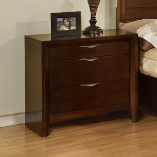 Lancaster 3 Drawer Nightstand by Wildon Home�