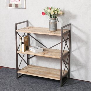 Carncastle Etagere Bookcase by Gracie Oaks Cool