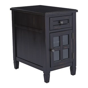 August Grove Zahara End Table with Storage