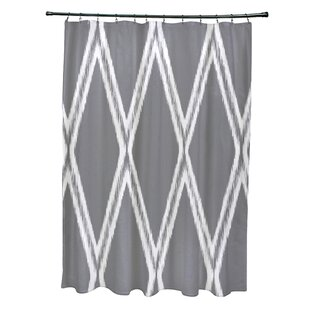 Gate Keeper Single Shower Curtain