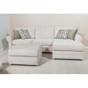 Darby Home Co Jamestown Sectional