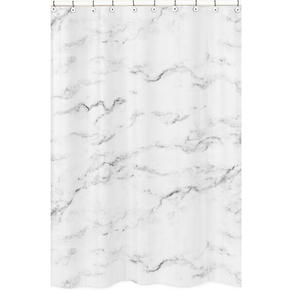 Sweet Jojo Designs Marble Shower Curtain Reviews