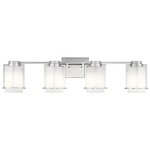 Stefan 4-Light Vanity Light by Alcott Hill