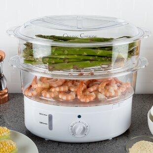 6.3 Qt. Food Steamer