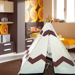 Great Price Daliah Children's Play Teepee with Carrying Bag ByHarriet Bee