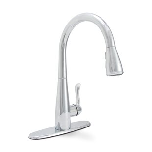 Sanibel Pull Down Single-Handle Kitchen Faucet with Spray