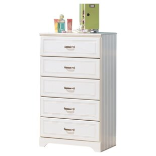 Great choice Stefan 5 Drawer Chest ByViv + Rae