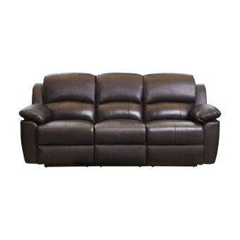 Global Furniture USA Reclining Sofa & Reviews | Wayfair