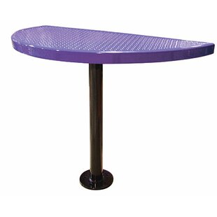 Modena Metal Bar Table by Leisure Craft