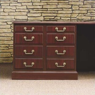 Bedford 8 Drawer Double Dresser