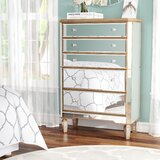 Chauncey 5 Drawer Dresser by Willa Arlo Interiors