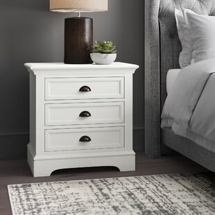 Appleby 3 Drawer Nightstand by Greyleigh