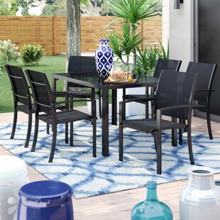 Amberly 7 Piece Dining Set by Zipcode Des..