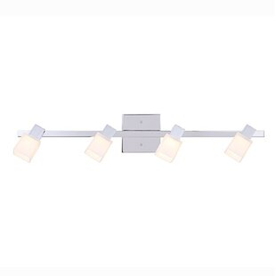Canarm Kelli 4-Light Full Track Lighting Kit