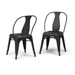 Merritt Metal Dining Chair (Set of 2) by Simpli Home