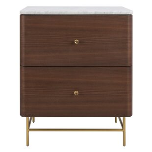 Stromsburg 2 Drawer Nightstand