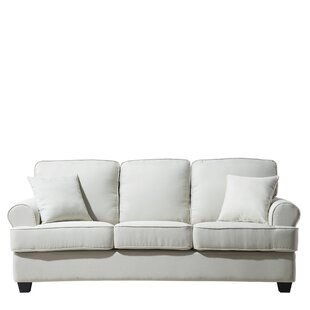 Classic Plush Sofa by Madison Home USA