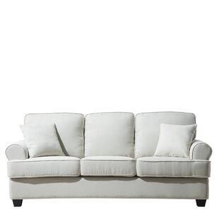 Classic Plush Sofa