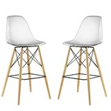 Conyers 29.5 Bar Stool (Set of 2) by Hashtag Home