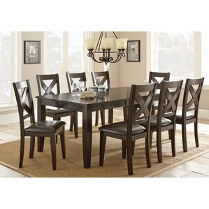 York Dining Table by Alcott Hill