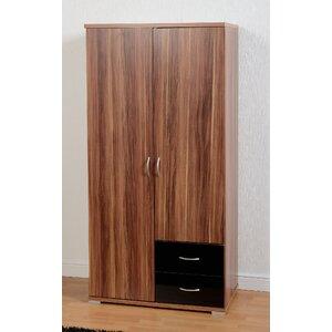 Kleiderschrank Shearwater, 180 cm H x 88 cm B x 51,5 cm T von Home & Haus