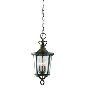 Darby Home Co Nibbi 3-Light Outdoor Hanging Lantern