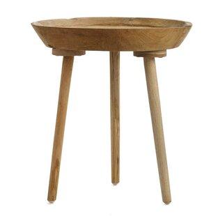 Design Ideas Takara Short Round End Table