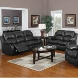 Black Living Room Sets You\'ll Love in 2019 | Wayfair