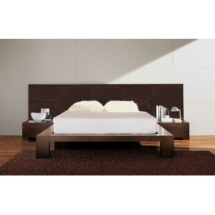 Yoko Platform 3 Piece Bedroom Set by YumanMod