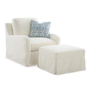 Halsey Armchair by Braxton Culler